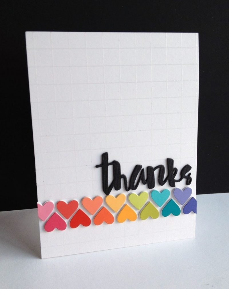 10 Attractive Cute Thank You Card Ideas greeting card homemade thank you card ideas for teachers in 2020