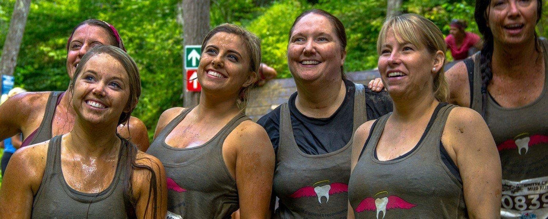 10 Fantastic Mud Run Team Name Ideas gritty chix mud run ace adventure resort 2020