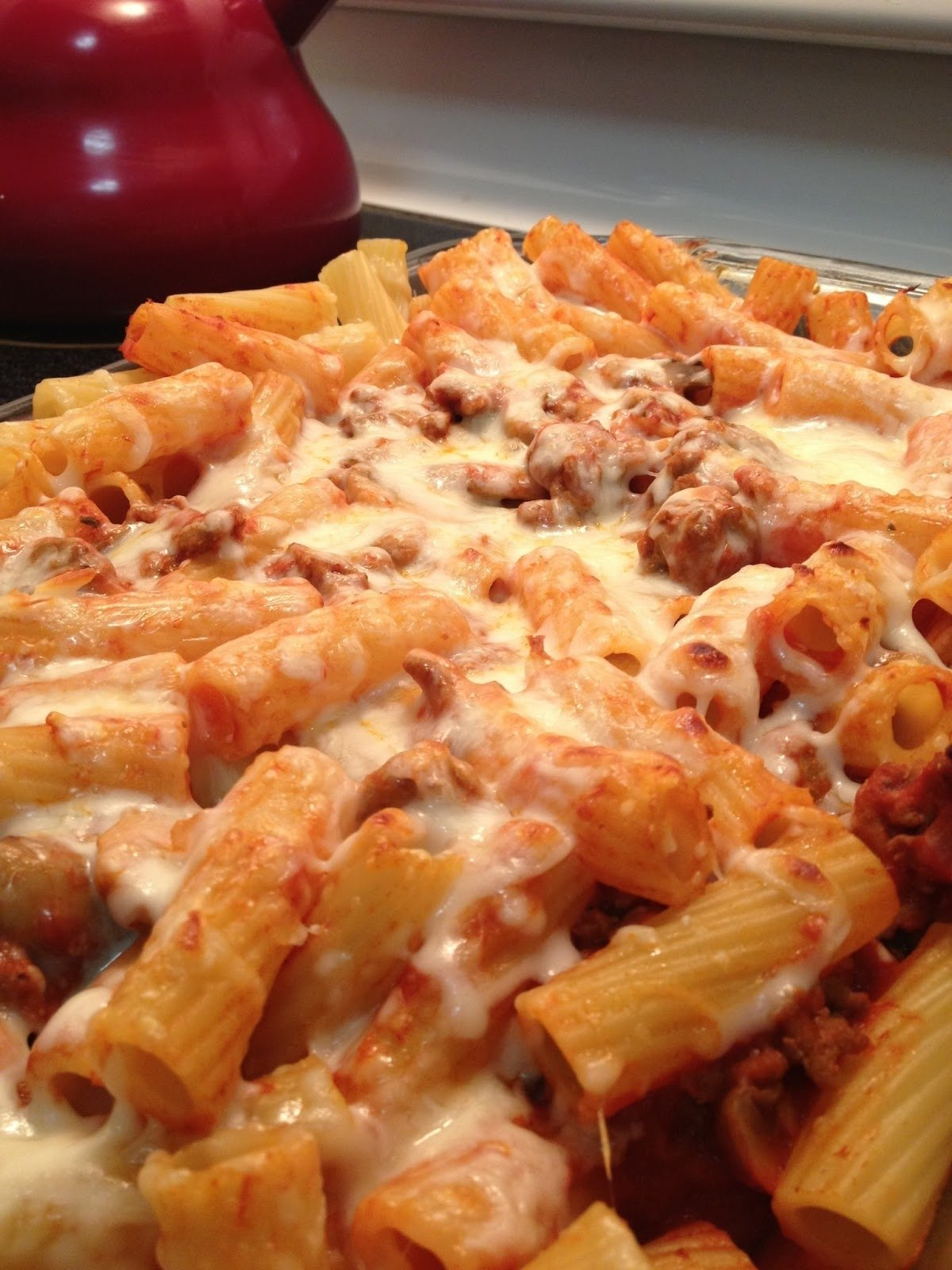 10 Attractive Meal Ideas With Ground Turkey ground turkey baked rigatoni stress baking 2020
