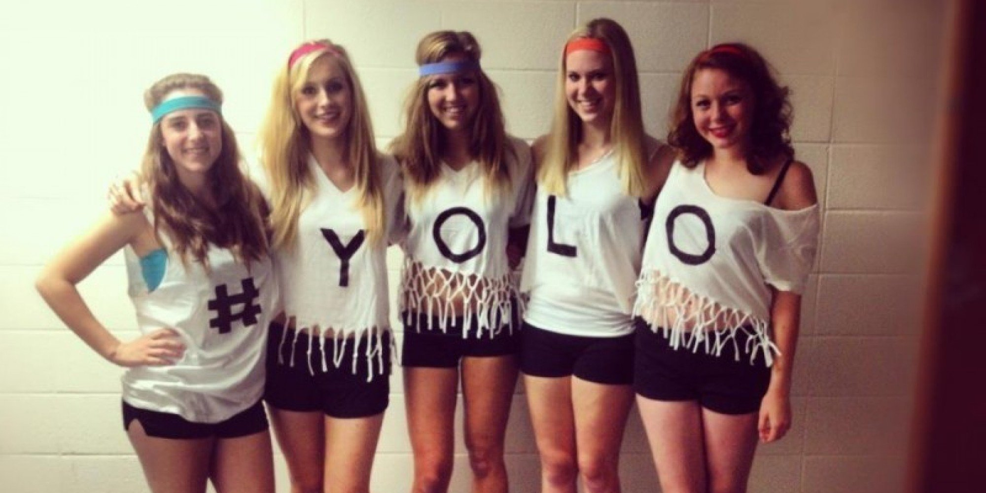 10 Famous Costume Ideas For Four People group costume ideas that are cheap easy and totally diy for