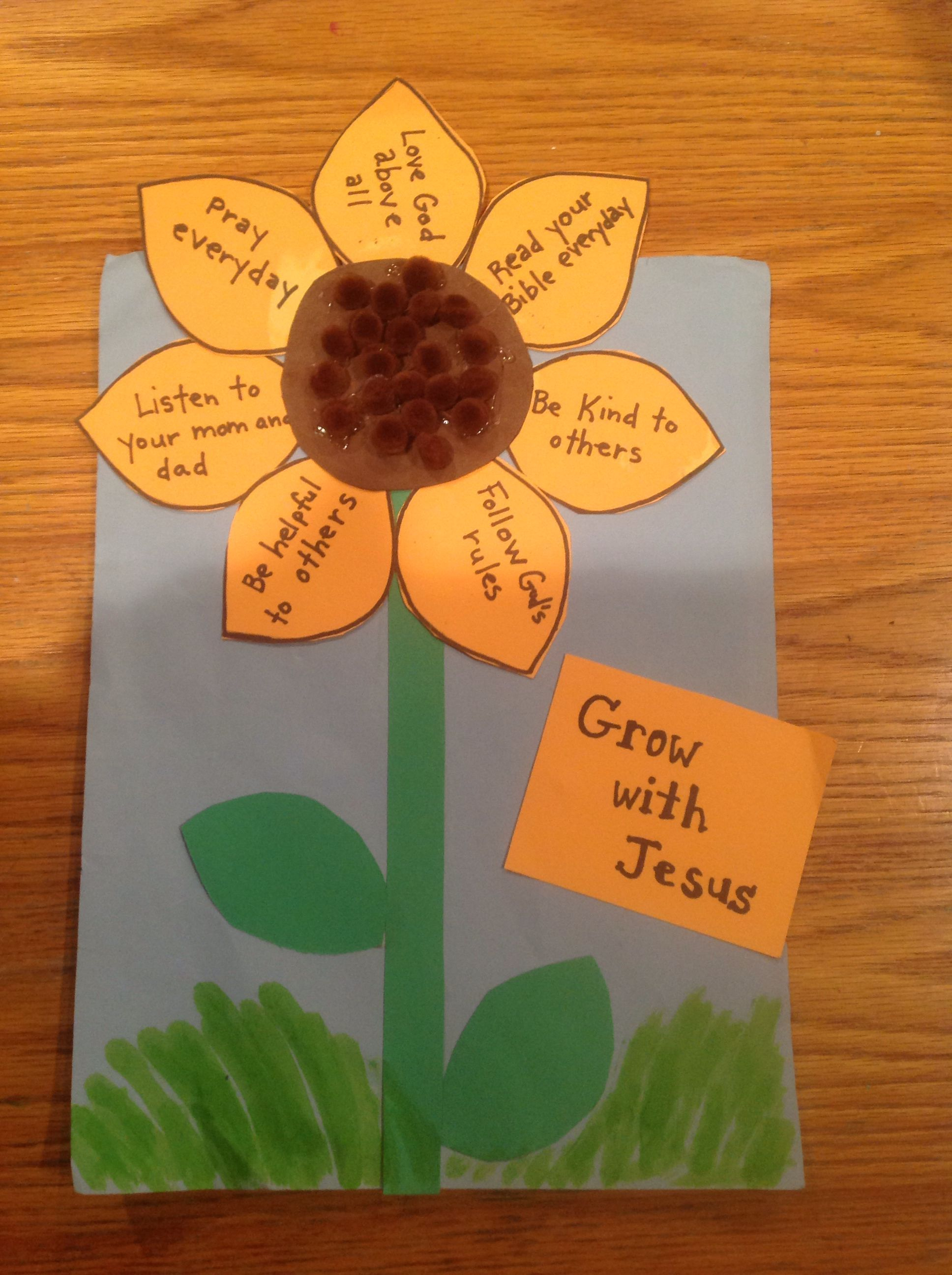 10 Nice Sunday School Ideas For Toddlers grow with jesus bible craftlet bible craftslet sunday 2020