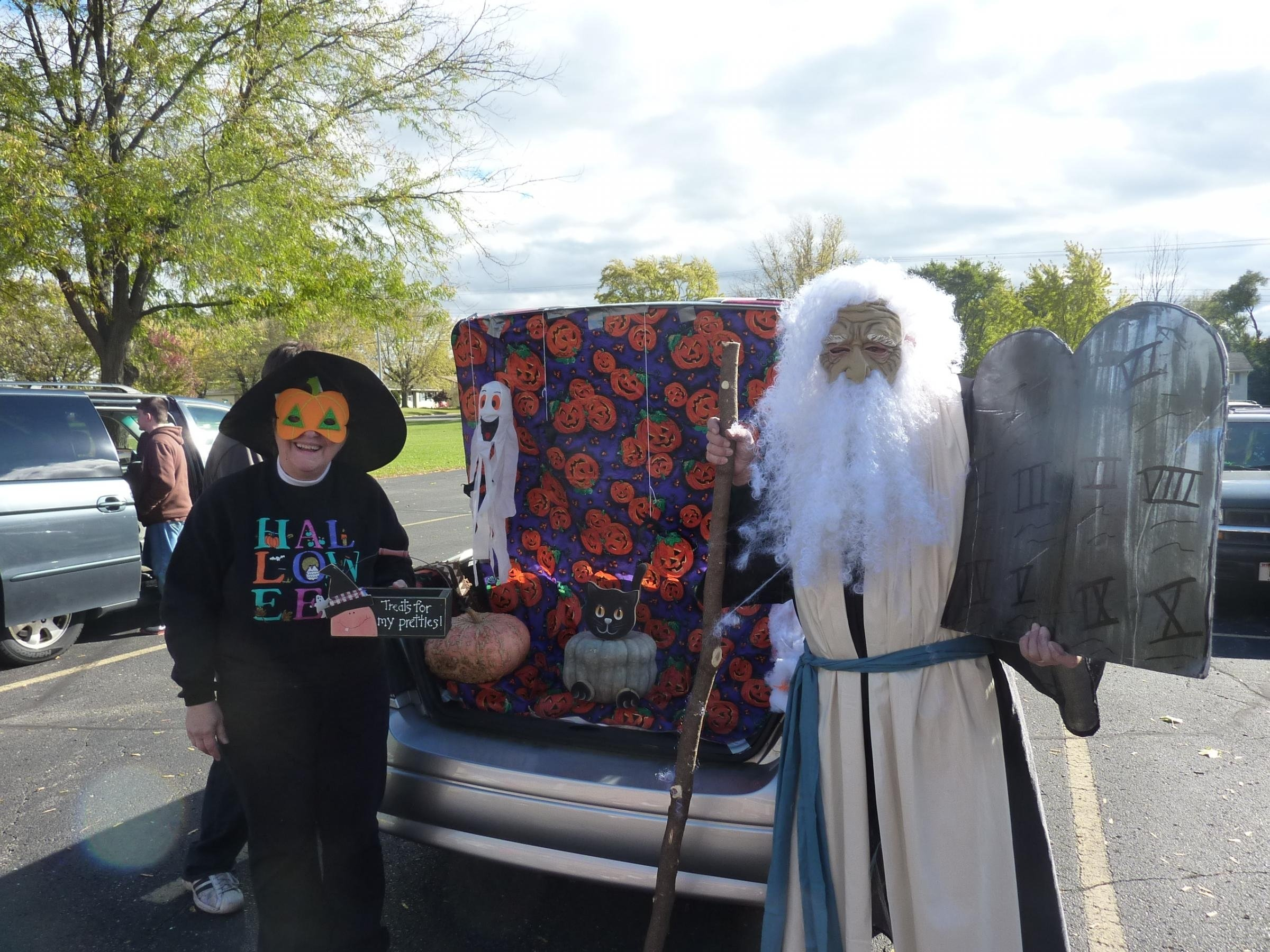 10 Nice Biblical Trunk Or Treat Ideas growing trunk or treat trend changes up halloween tradition wuwm