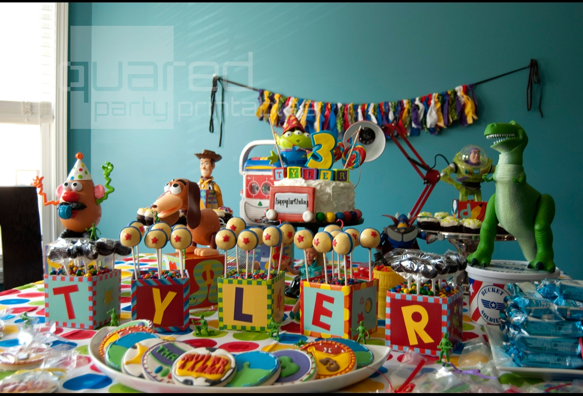 10 Spectacular Toy Story Birthday Party Ideas guest party toy story birthday birthday party ideas toy and 1 2021