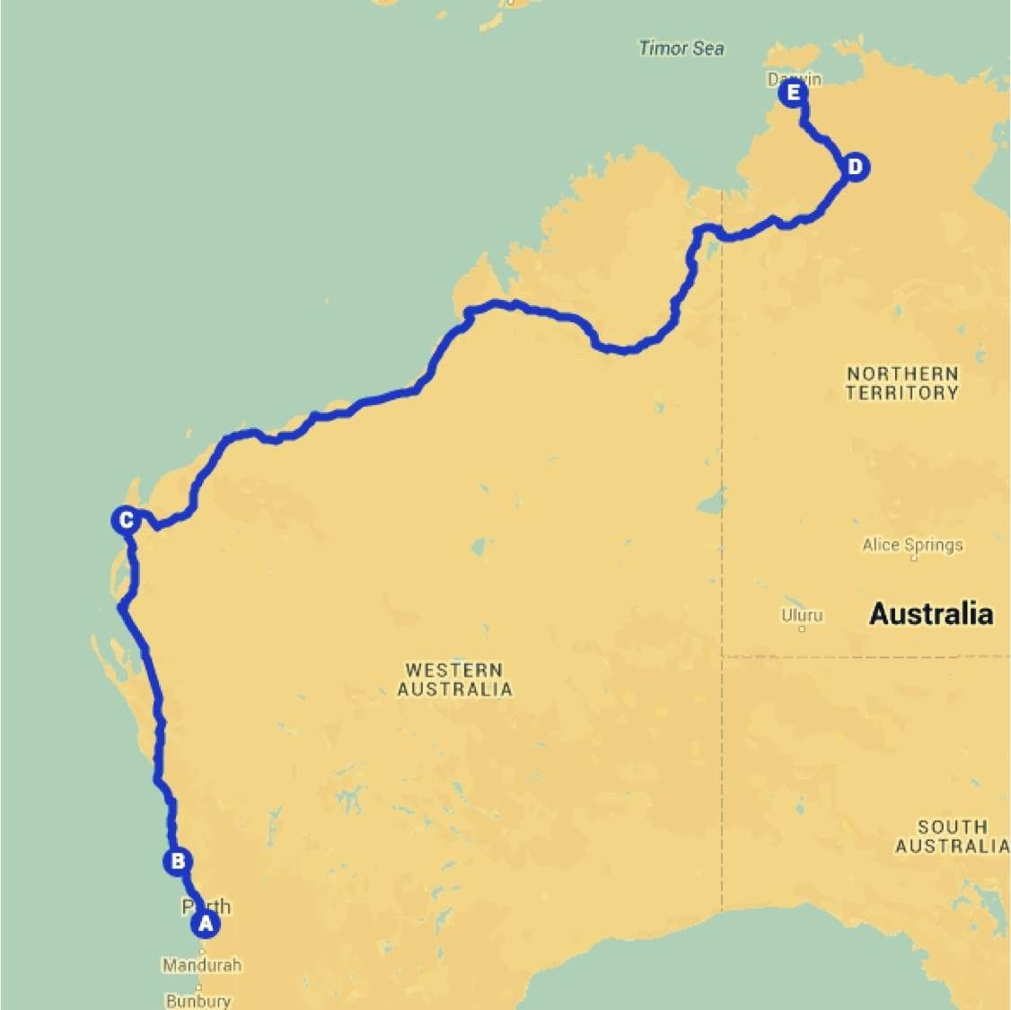 10 Lovely West Coast Road Trip Ideas guide to the best road trips in australia travellers autobarn 2020