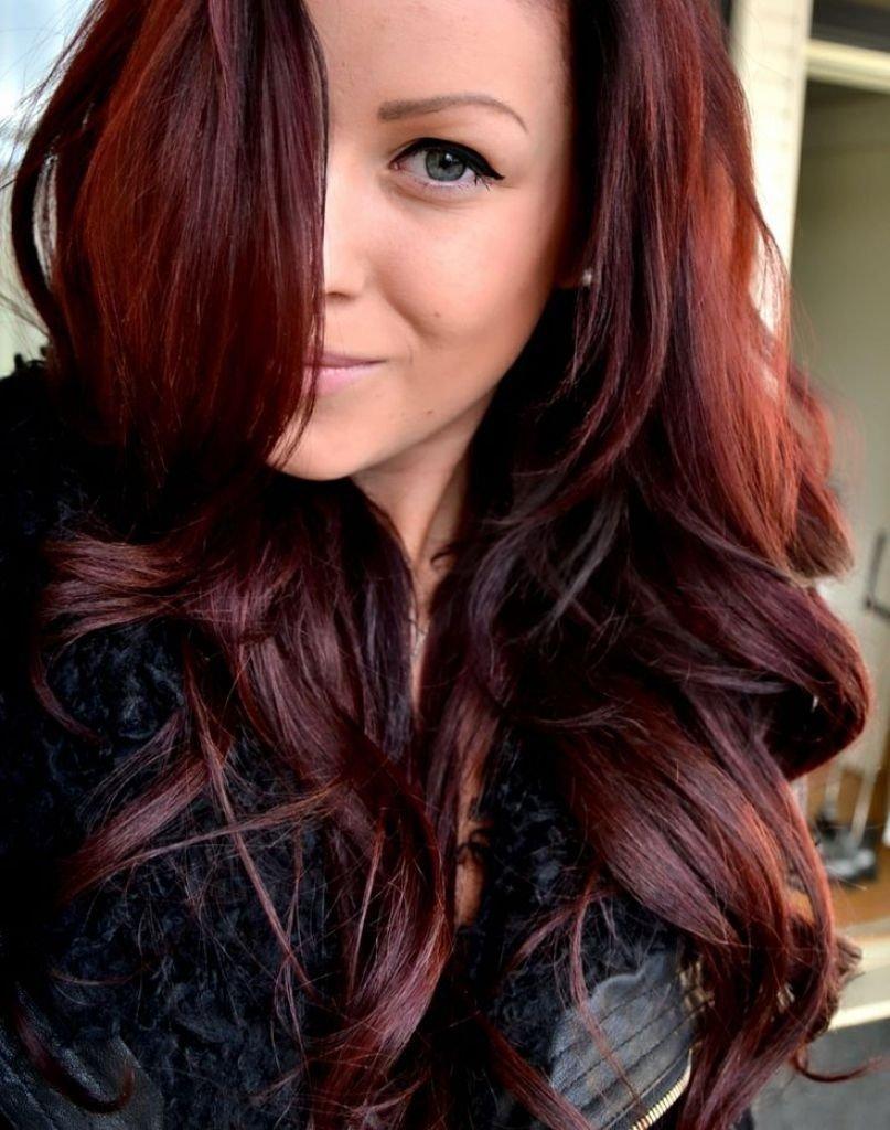 haarfarbe braun rot - http://frisurengalerie.xyz/haarfarbe-braun-rot