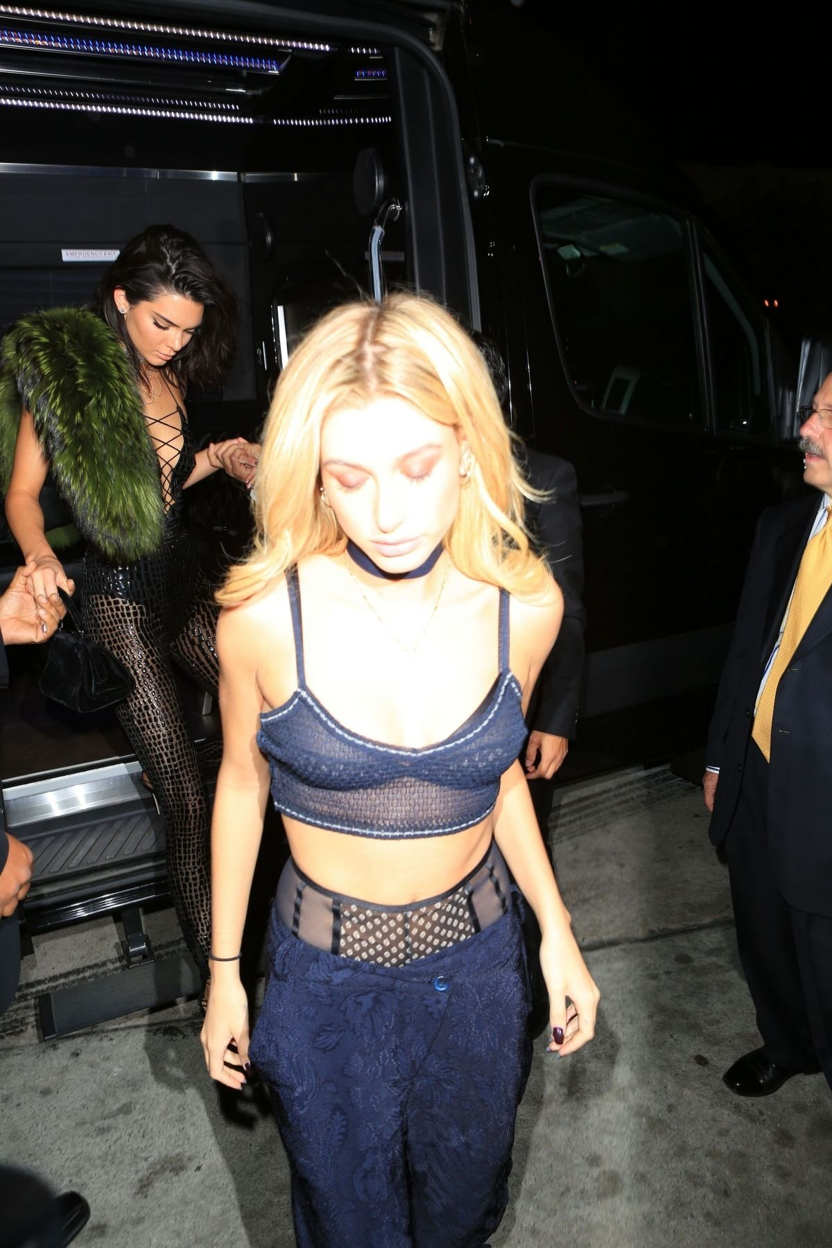 10 Most Recommended 21St Birthday Ideas Los Angeles hailey baldwin arrives at kendalls 21st birthday party in los 2020