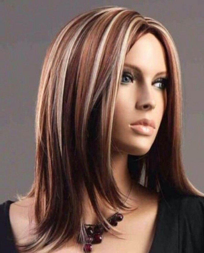 10 Gorgeous Hair Colors With Highlights Ideas hair color and highlights best 25 hair color highlights ideas on 2020