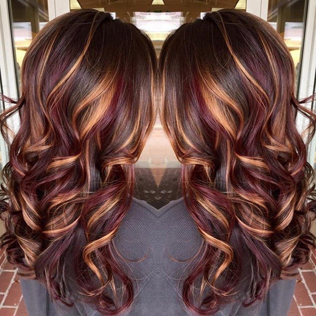 10 Stunning Hair Color With Highlights Ideas hair color highlights 25 beautiful hair highlights ideas on 1 2020