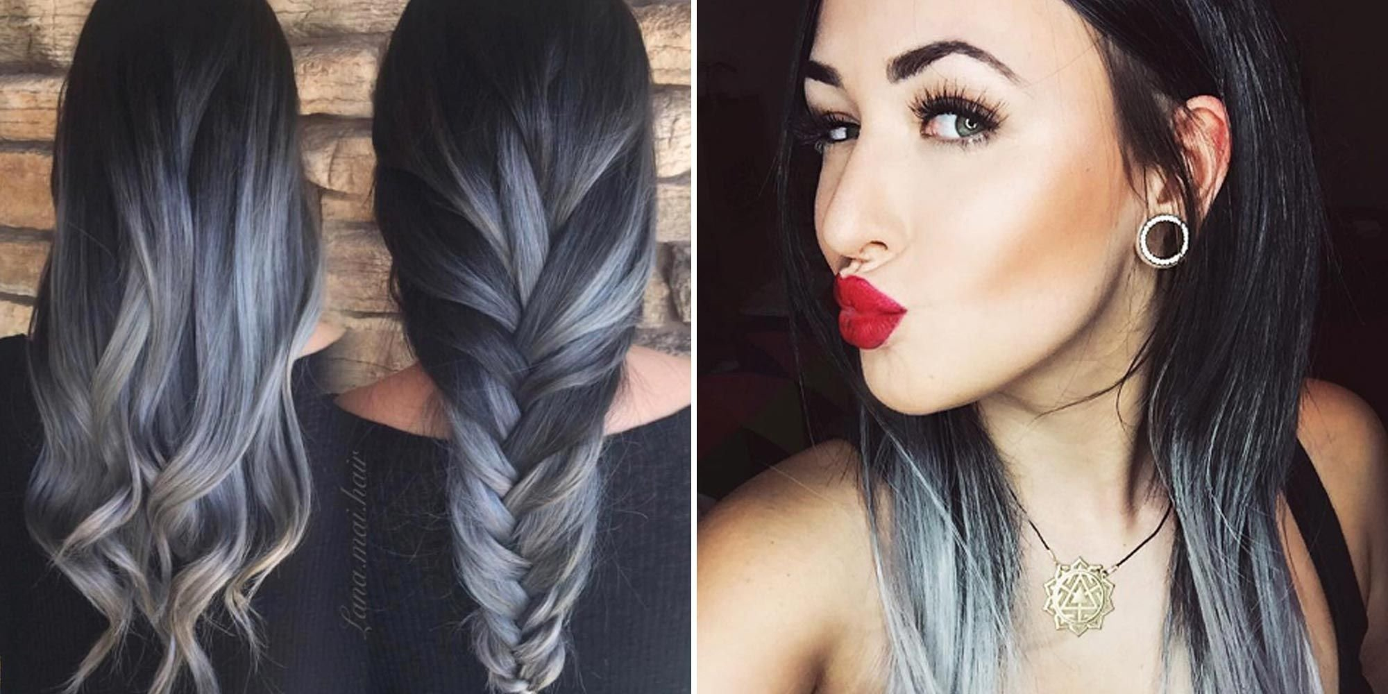 10 Attractive Cute Hair Color Ideas For Dark Hair hair color ideas for 2018 best hair colors cosmopolitan 1 2020