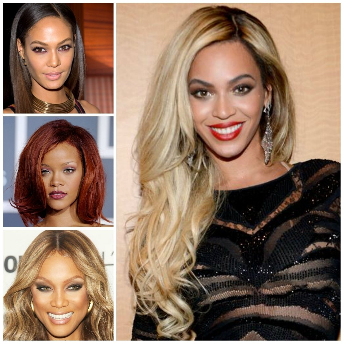 10 Great Hair Color Ideas For African American Hair hair color ideas for african american women black women hairstyles 2020
