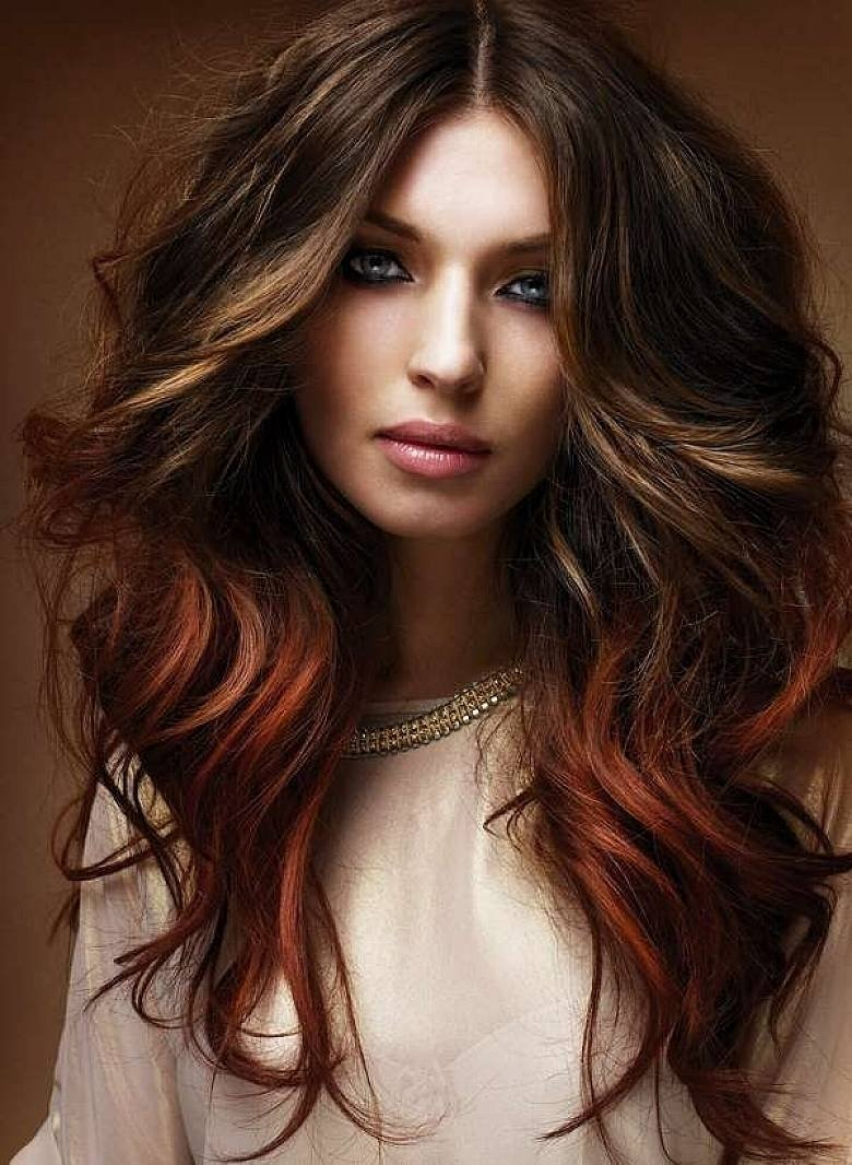 Hair Color Ideas For Olive Skin Topsimages