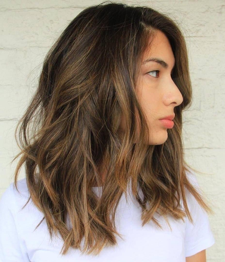 Medium Brown Hair Color Ideas Topsimages