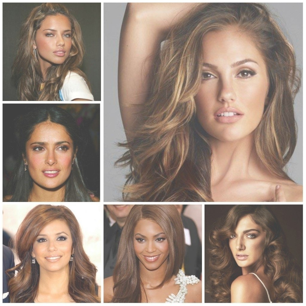 10 Pretty Warm Skin Tone Hair Color Ideas