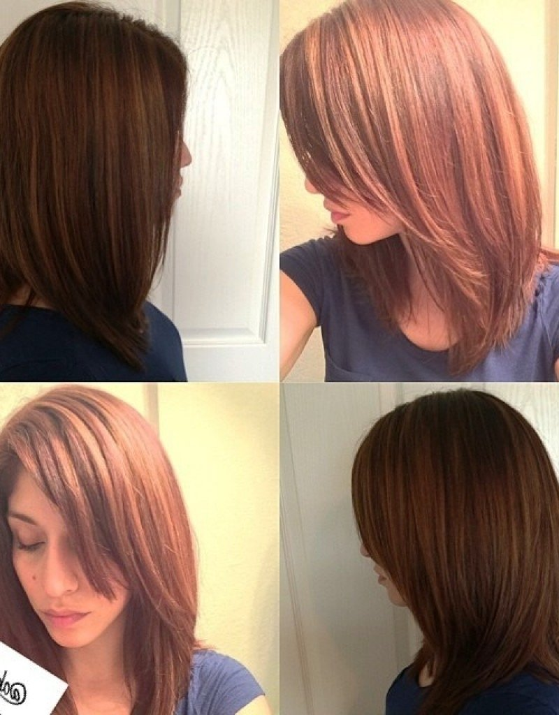 hair color ideas long bob hair color ideas for bob hairstyles