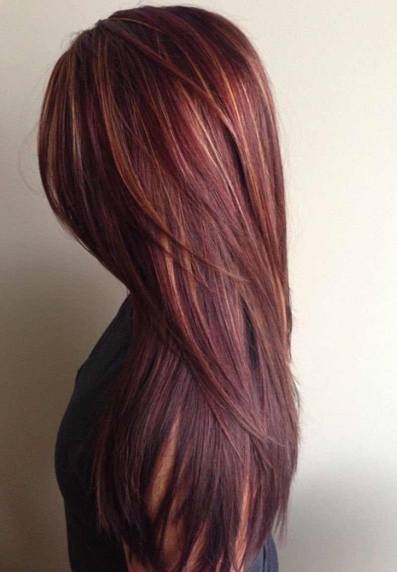 10 Lovable Brown And Red Hair Color Ideas hair color ideas winter 2015 red hair color trends for blondes 2020