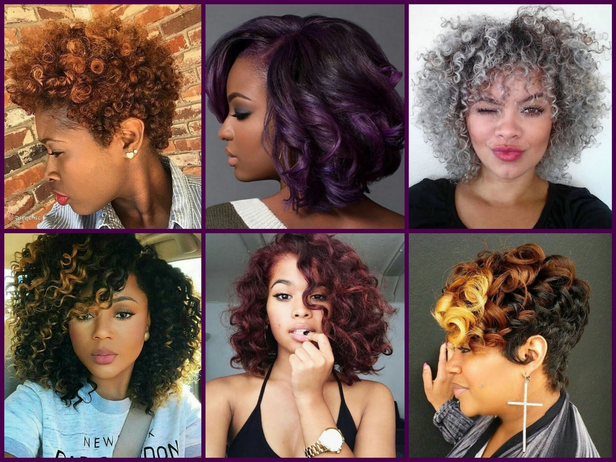 10 Great Hair Color Ideas For African American Hair hair color trends for black women youtube 2020