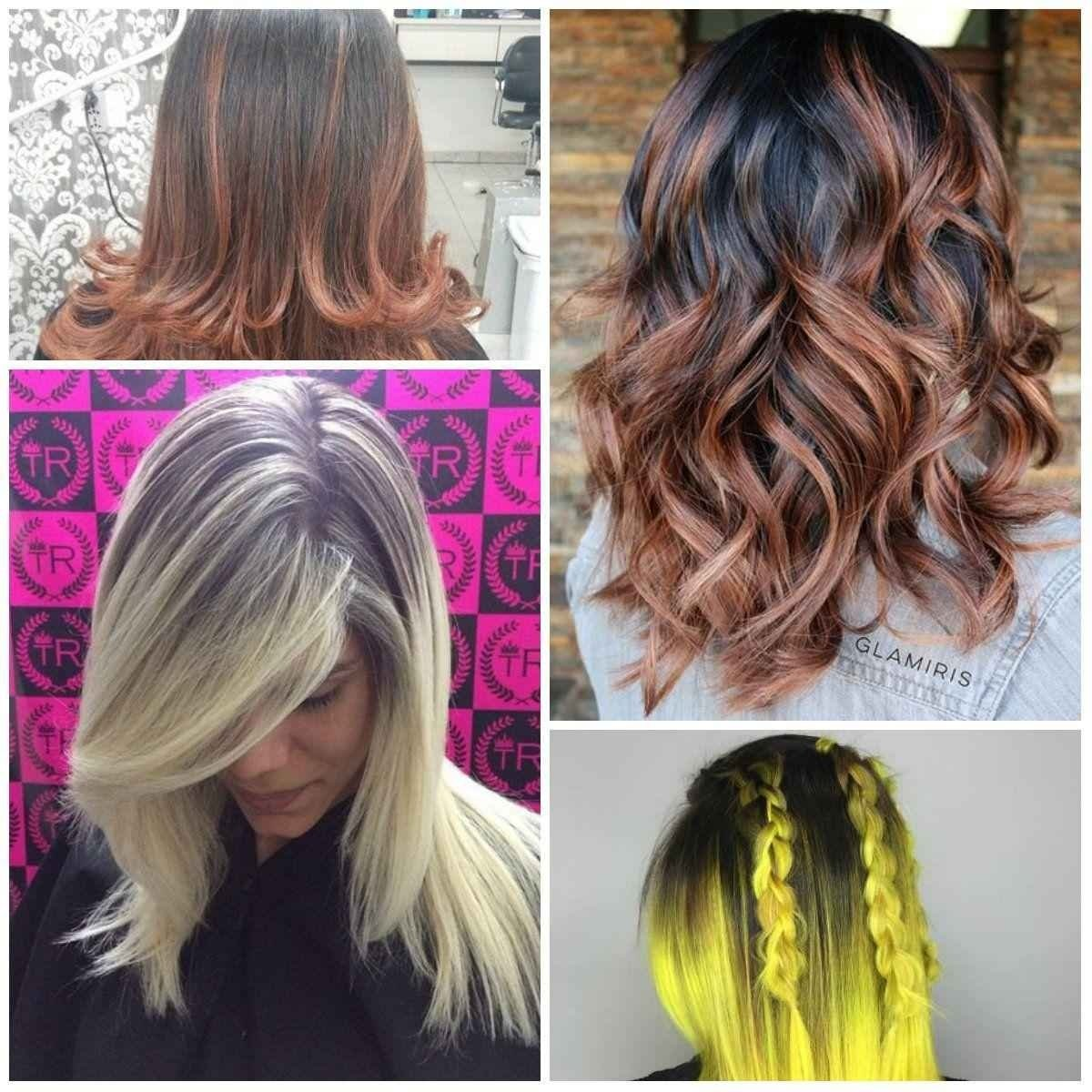 hair color two tone best of two tone hair color ideas - hairstyles ideas