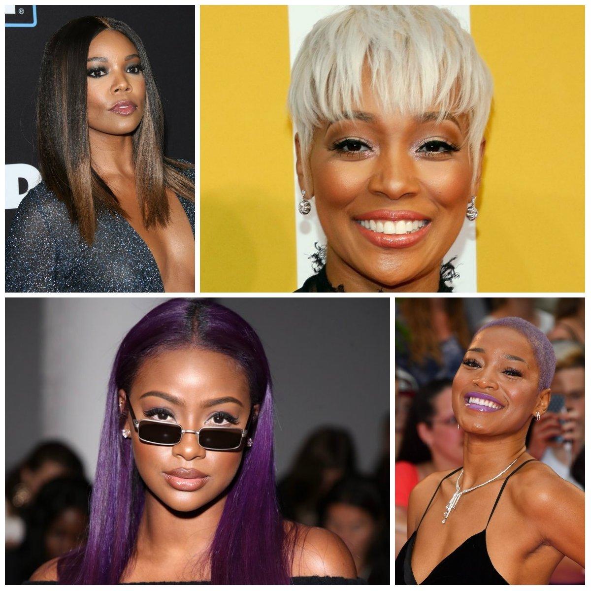 10 Most Popular Hair Color Ideas Dark Skin hair colors for dark skin tones in 2018 best hair color ideas 1 2021