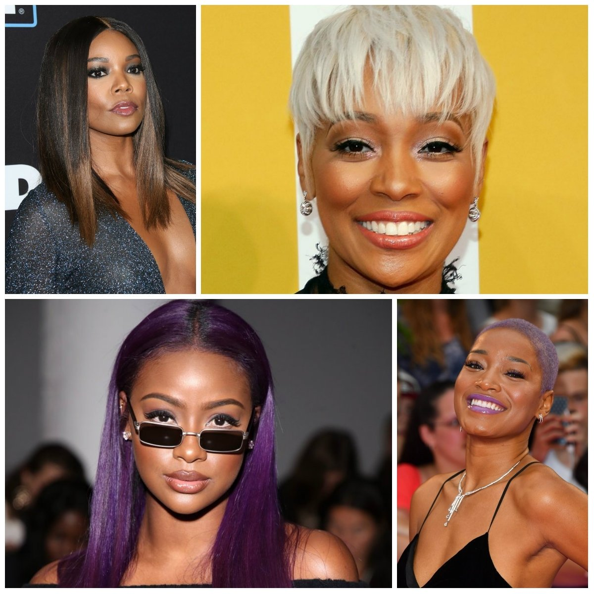 10 Great Hair Color Ideas For Dark Skin Tones hair colors for dark skin tones in 2018 best hair color ideas 3