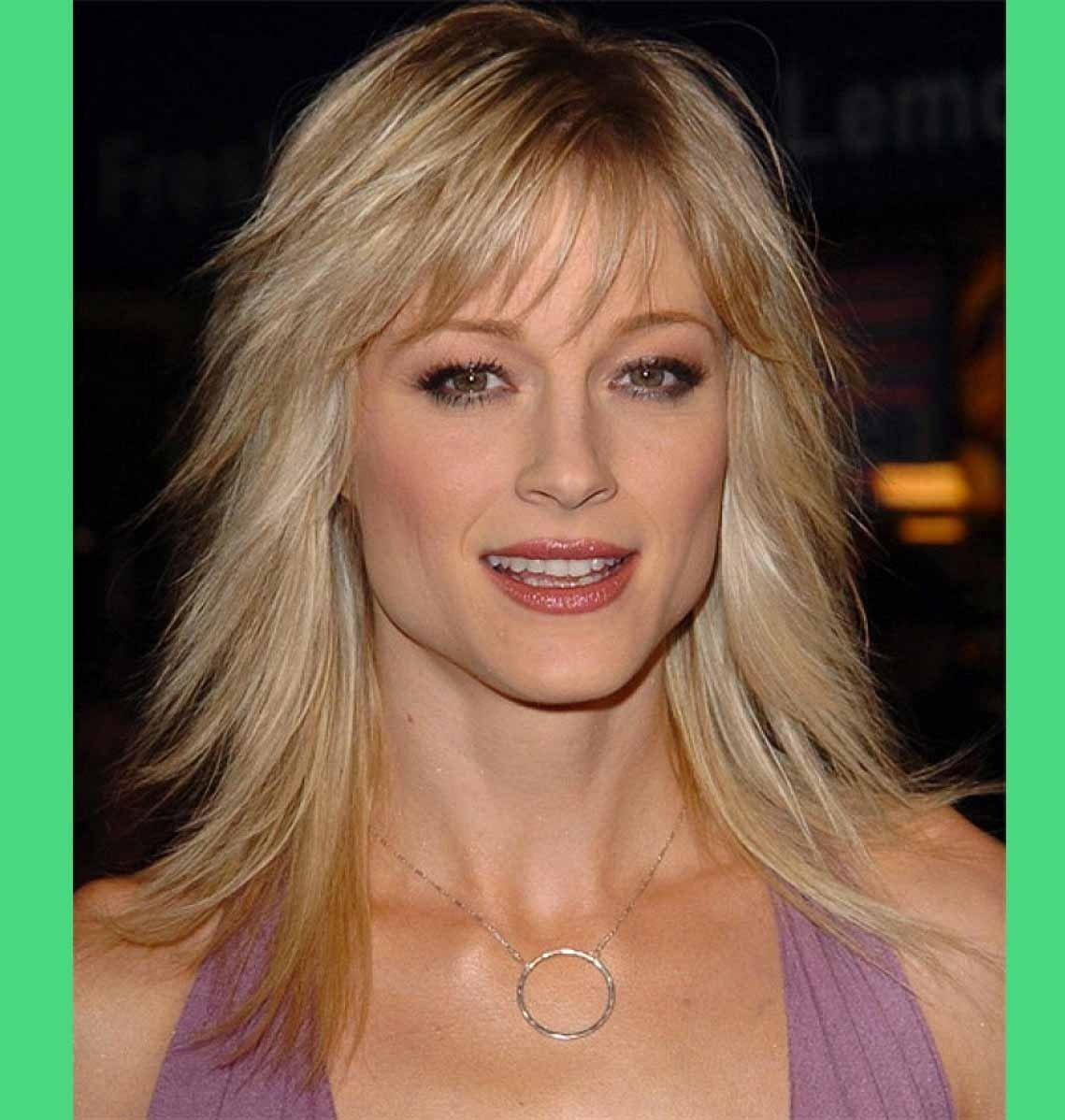 10 Ideal Bang Ideas For Medium Hair hairstyles with fringes for medium length hair hairstyle for women