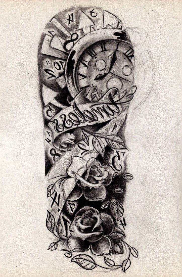 10 Spectacular Half A Sleeve Tattoo Ideas half arm sleeve tattoo designs best tattoo design 2020