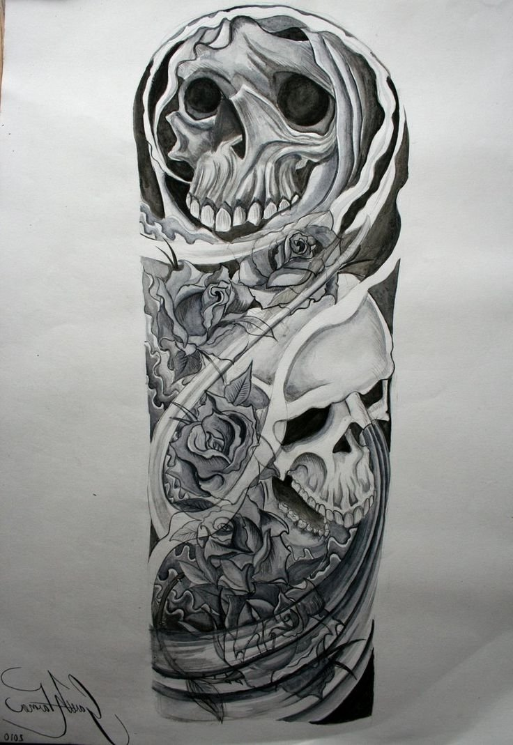 10 Stunning Ideas For Half Sleeve Tattoos half sleeve tatto ideas best tattoo design 1 2020
