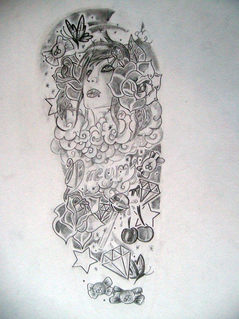 10 Stunning Ideas For Half Sleeve Tattoos half sleeve tattoo designs for women sketch google search 2020