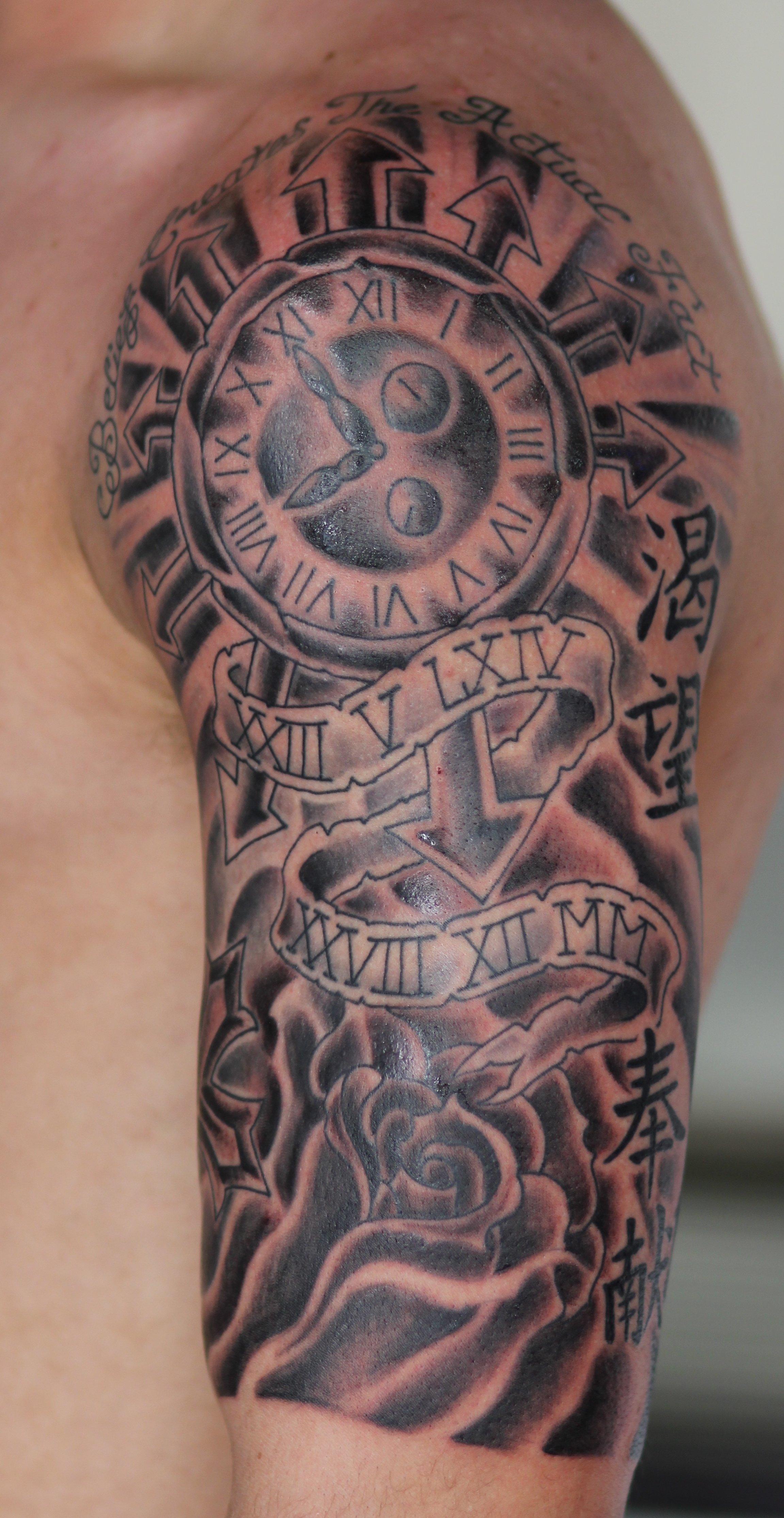 10 Spectacular Half A Sleeve Tattoo Ideas half sleeve tattoos designs tattoo ideas pictures tattoo ideas 2020