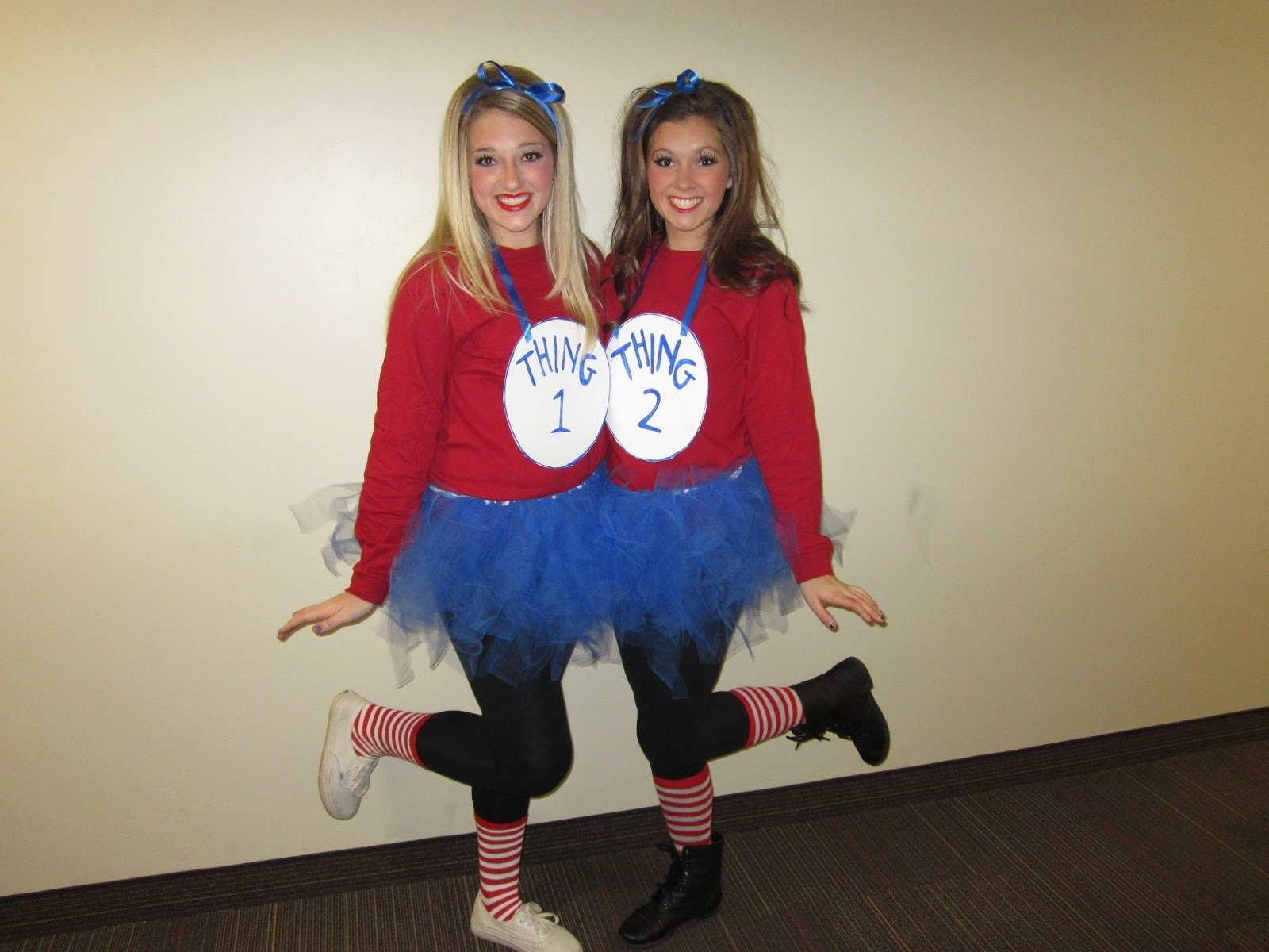 10 Unique Thing 1 And Thing 2 Costume Ideas halloween 2014 costumes for two 2021