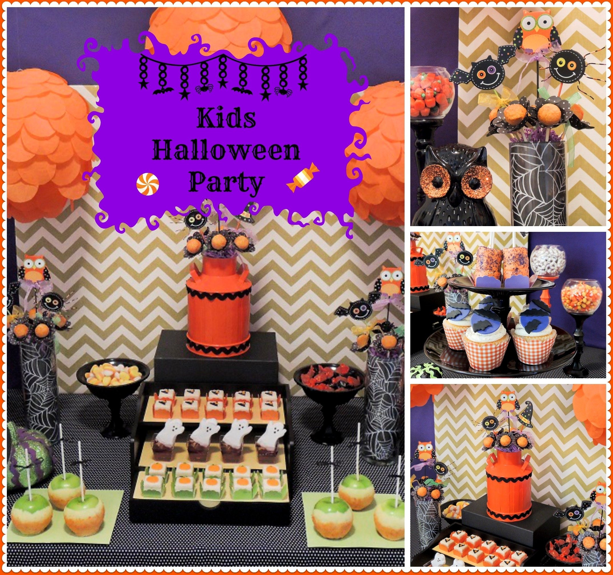 halloween birthday party – a to zebra celebrations