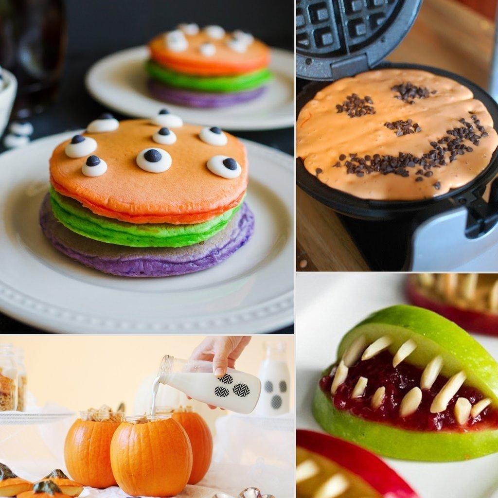 10 Awesome Halloween Baking Ideas For Kids halloween breakfast ideas for kids popsugar moms 2021