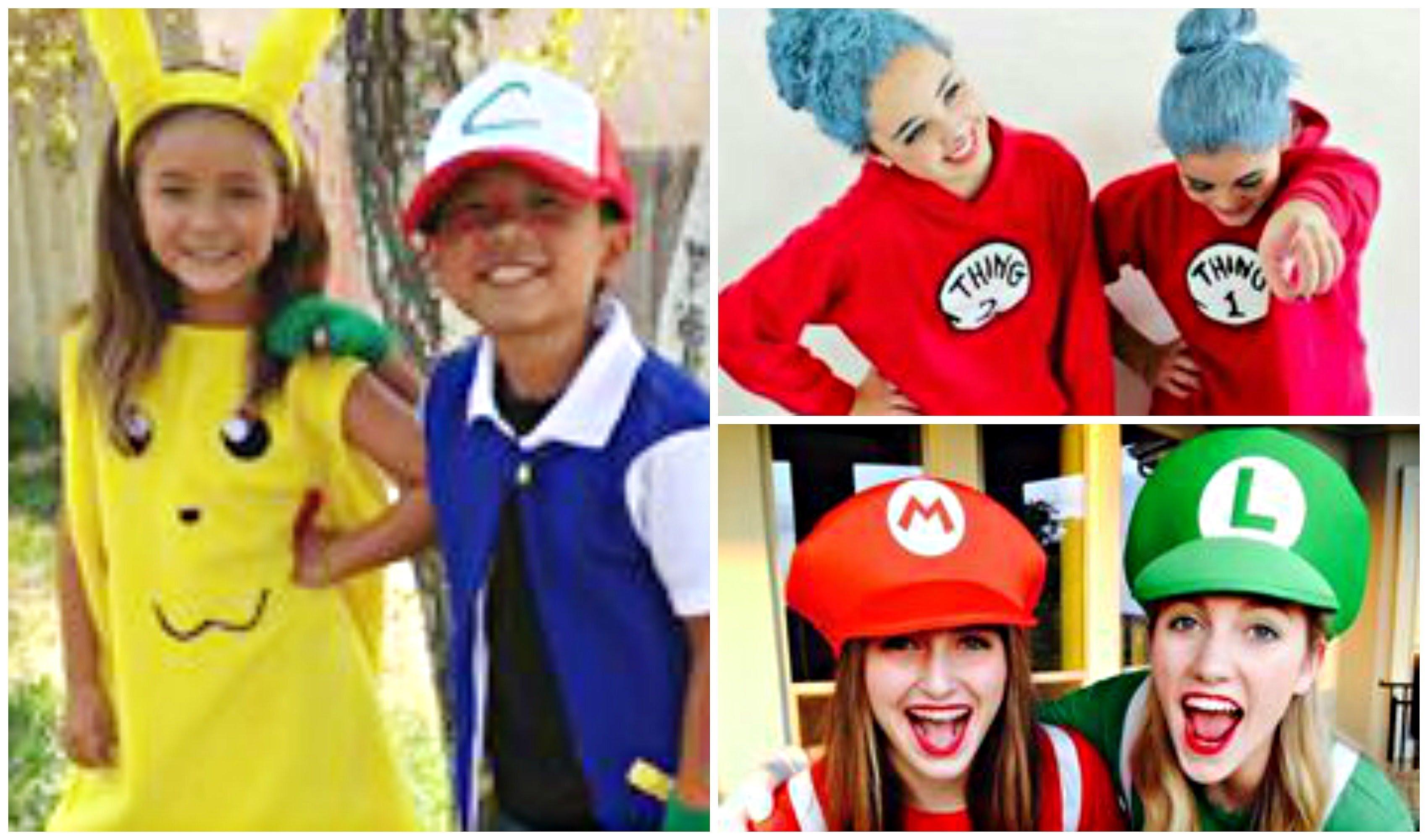 10 nice best friend halloween costume ideas