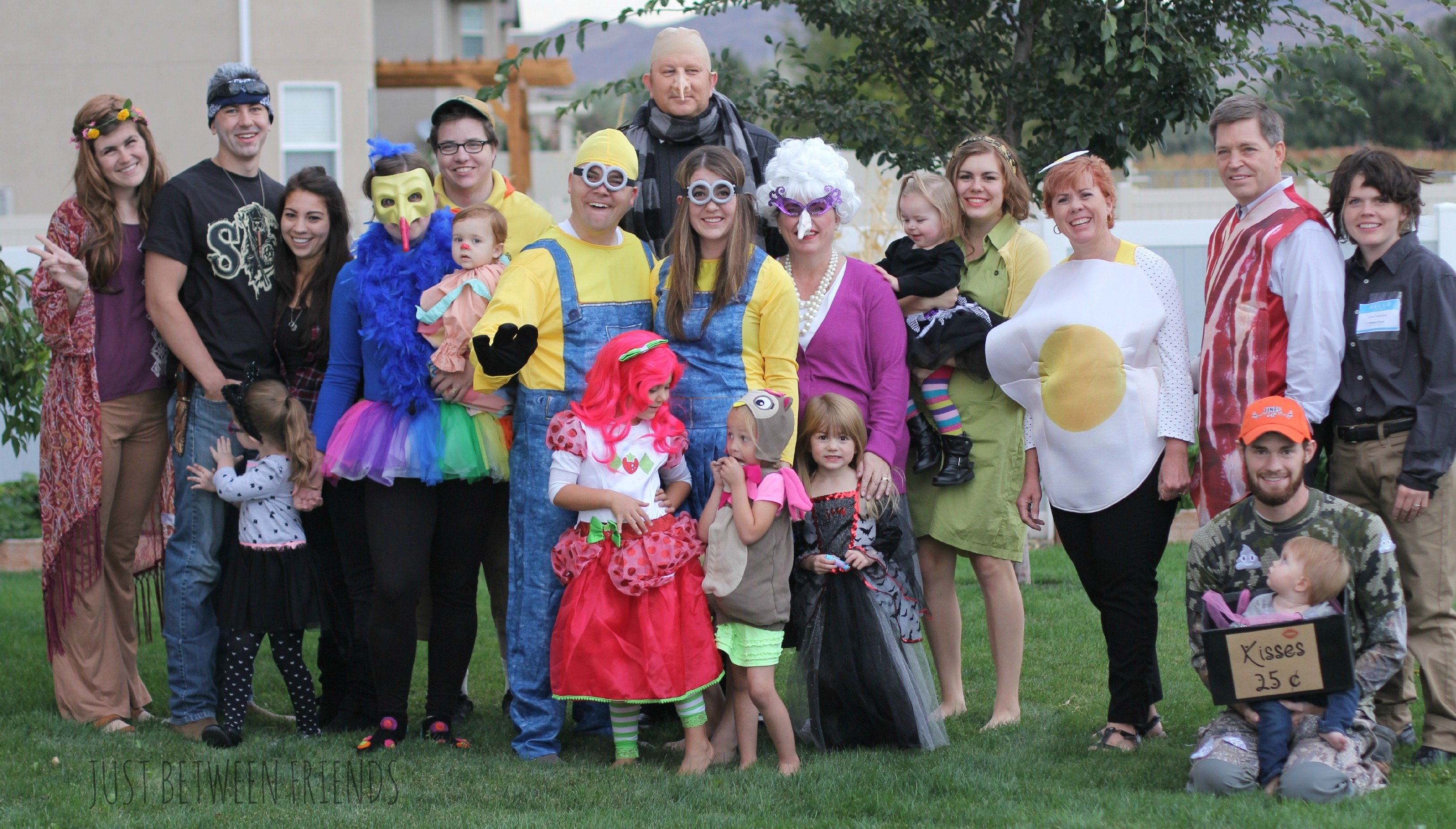 10 Perfect Good Costume Ideas For Groups halloween costume ideas just between friends 2020