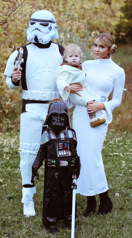 10 Fantastic Family Of 3 Halloween Costume Ideas halloween costume star wars pinteres 1 2020