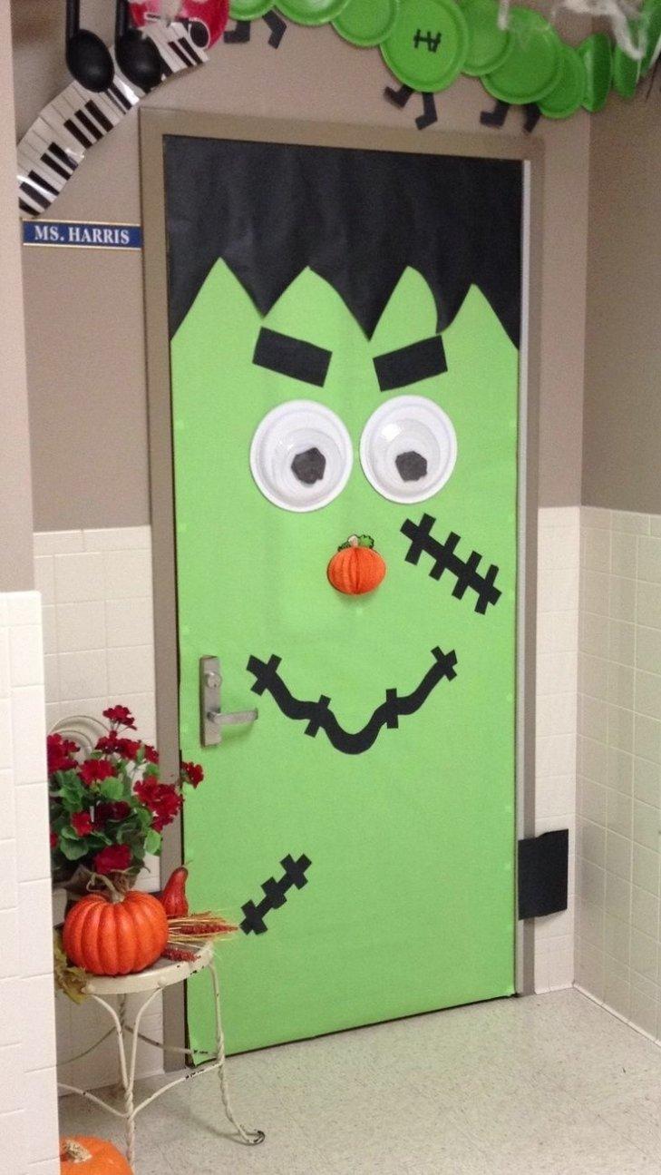 10 Fabulous Halloween Door Decorating Contest Ideas halloween door decorating ideas contest accomplsh co 2020