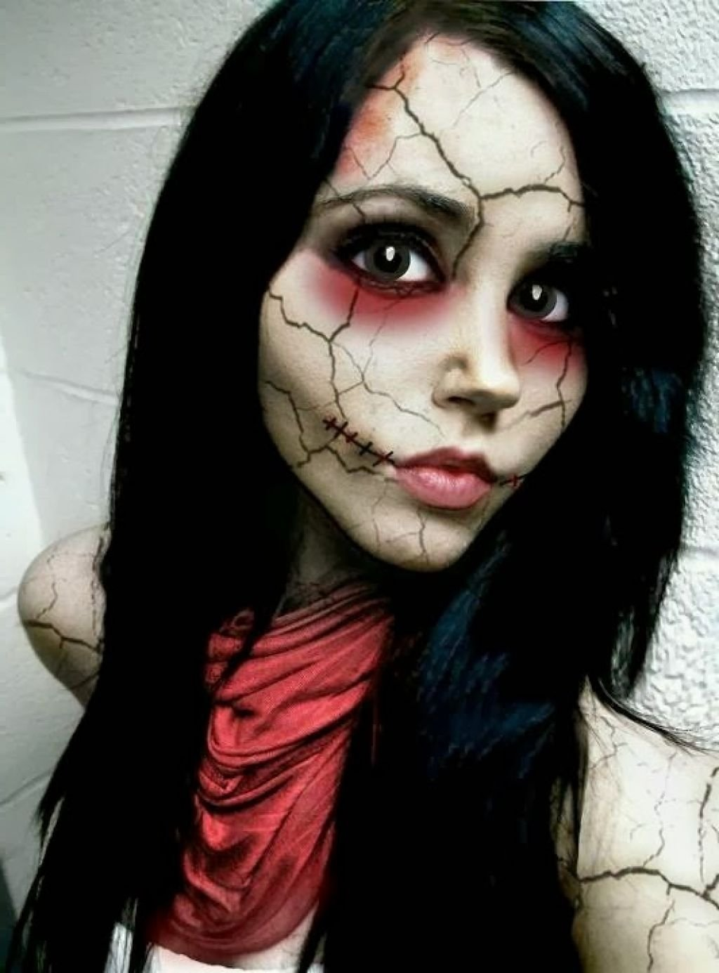 10 Fashionable Face Makeup Ideas For Halloween halloween face makeup ideas indian halloween face makeup face women 2021