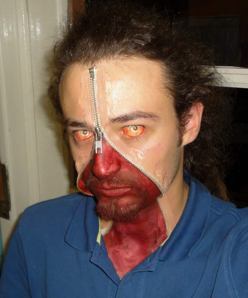 10 Best Cool Halloween Face Paint Ideas halloween face painting ideas for men women and kids page 7 2020