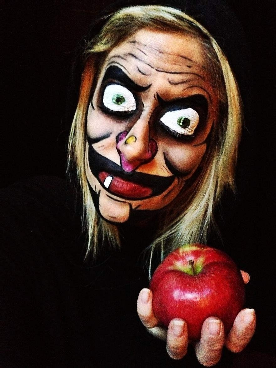 10 best face painting for halloween ideas