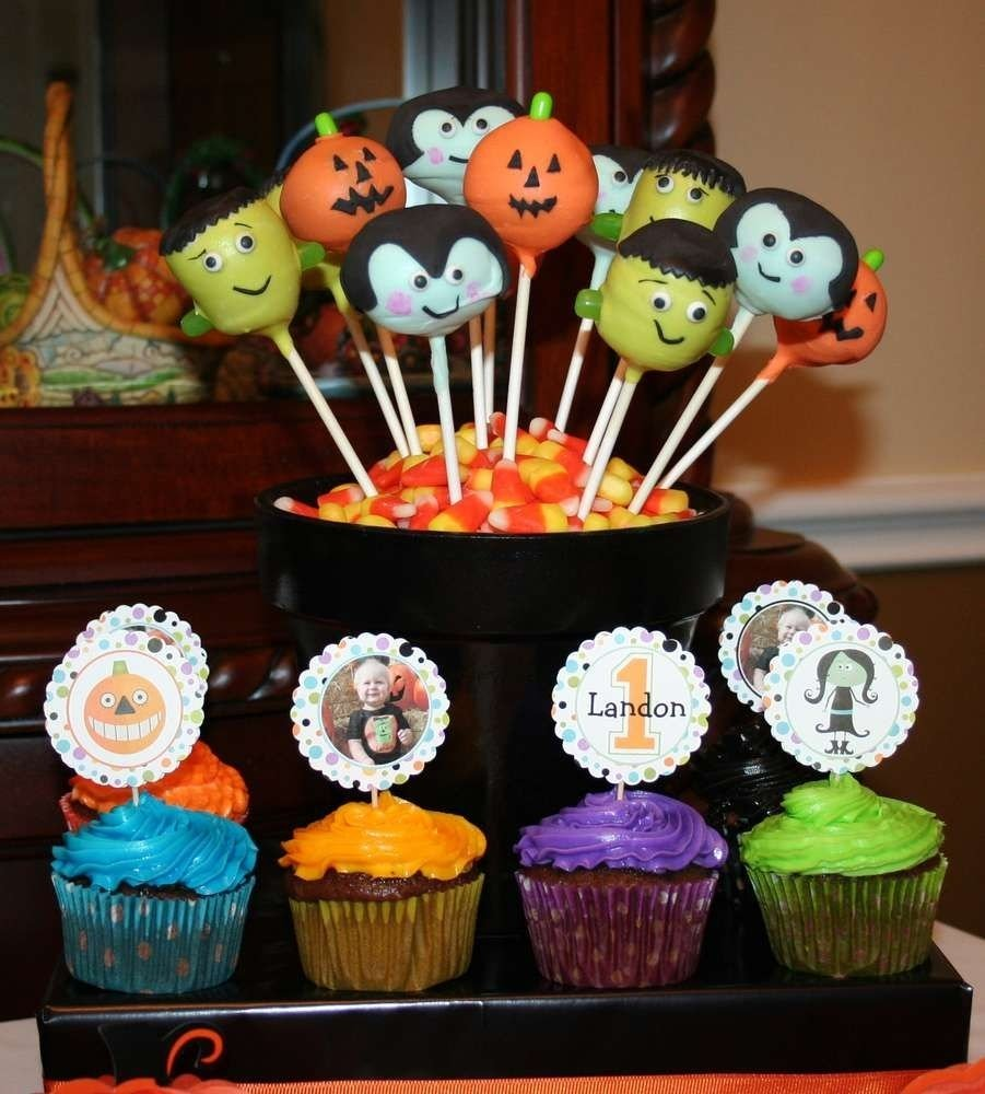 10 Attractive Halloween 1St Birthday Party Ideas halloween first birthday halloween party ideas halloween parties 2020