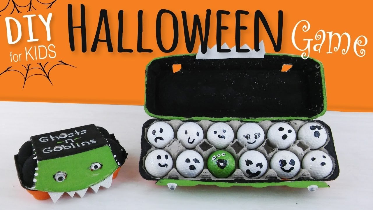 10 lovable halloween game ideas for kids