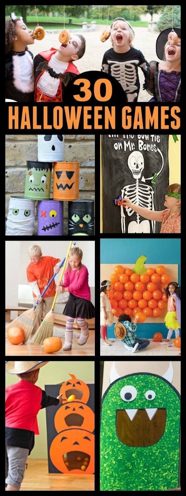 10 Great Kids Halloween Birthday Party Ideas 2019