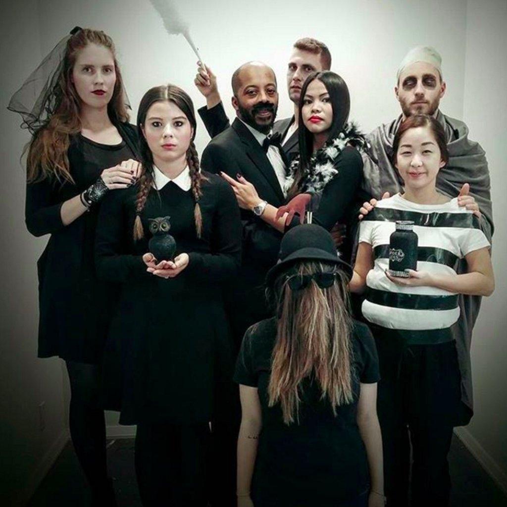 10 Trendy Group Of 4 Halloween Costume Ideas halloween group costumes for work popsugar smart living 3 2020
