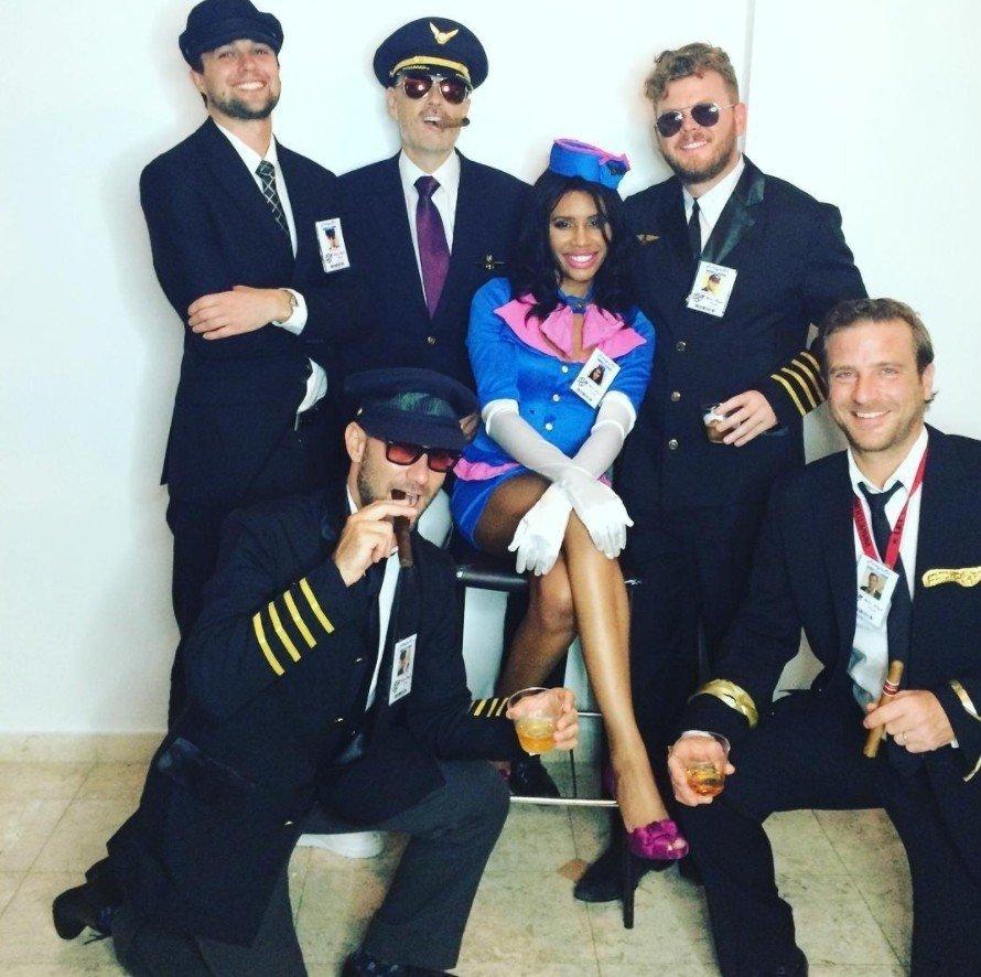 10 Best Group Halloween Costume Ideas For Work halloween group costumes for work popsugar smart living uk 2020