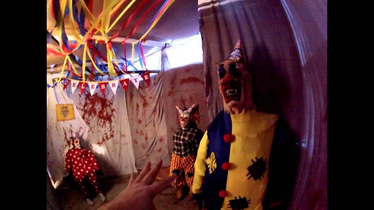 10 Spectacular Ideas For Haunted House Rooms halloween haunted house backyard maze 2014 youtube