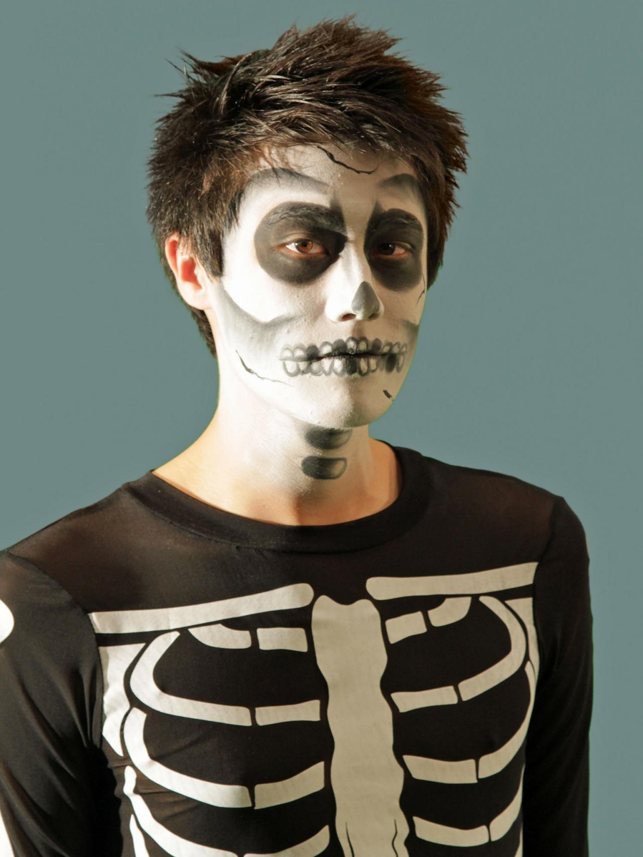 10 Best Halloween Makeup Ideas For Men %name 2020