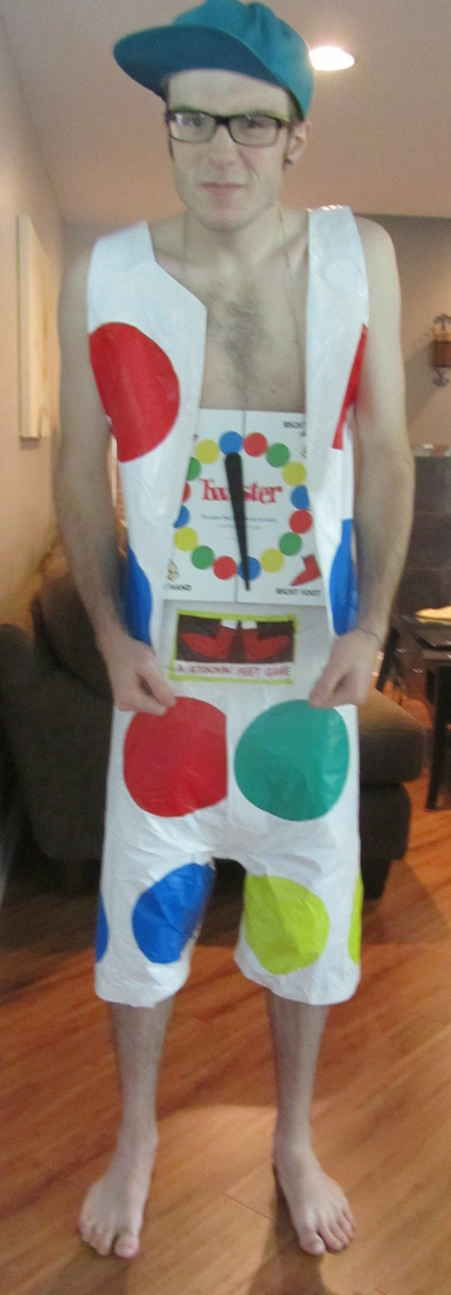10 Amazing Abc Costume Ideas For Guys halloween or abc costume for men twister game into a great outfit 2021