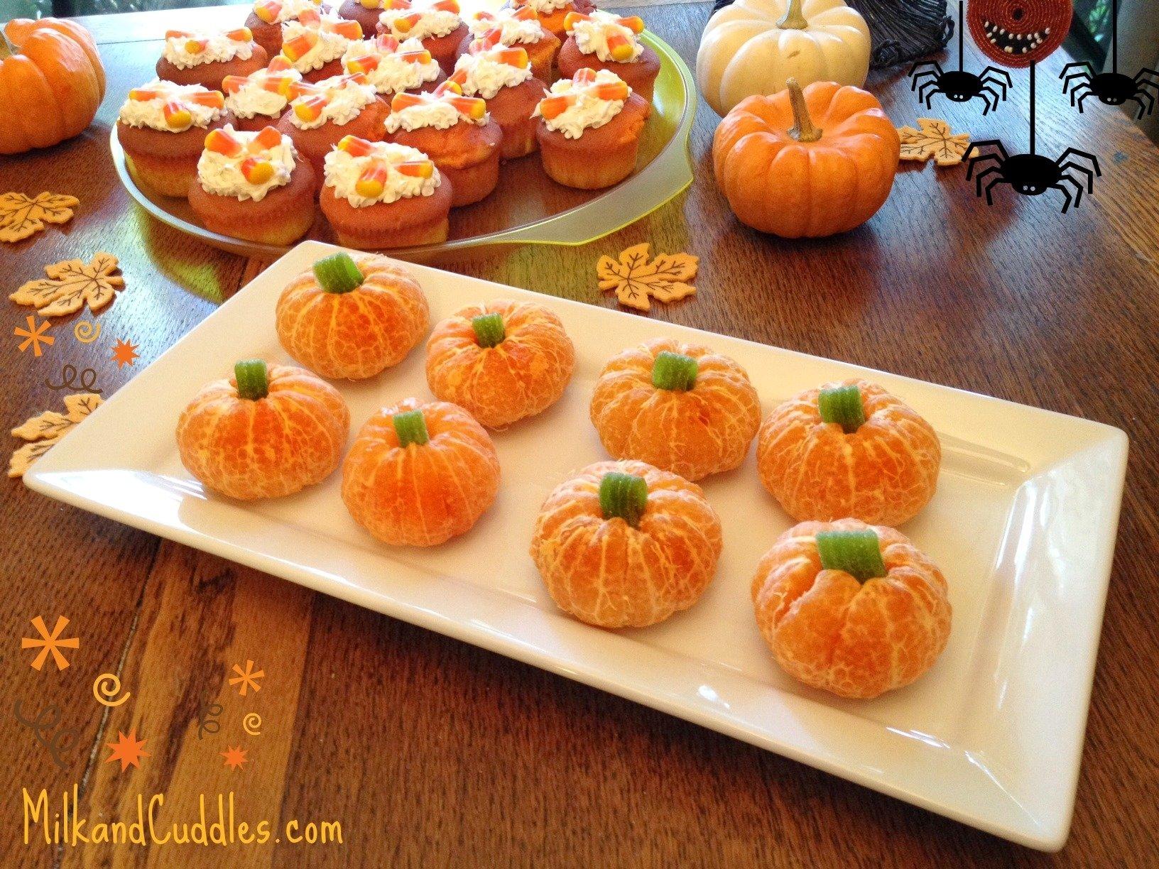 10 most popular halloween birthday party food ideas