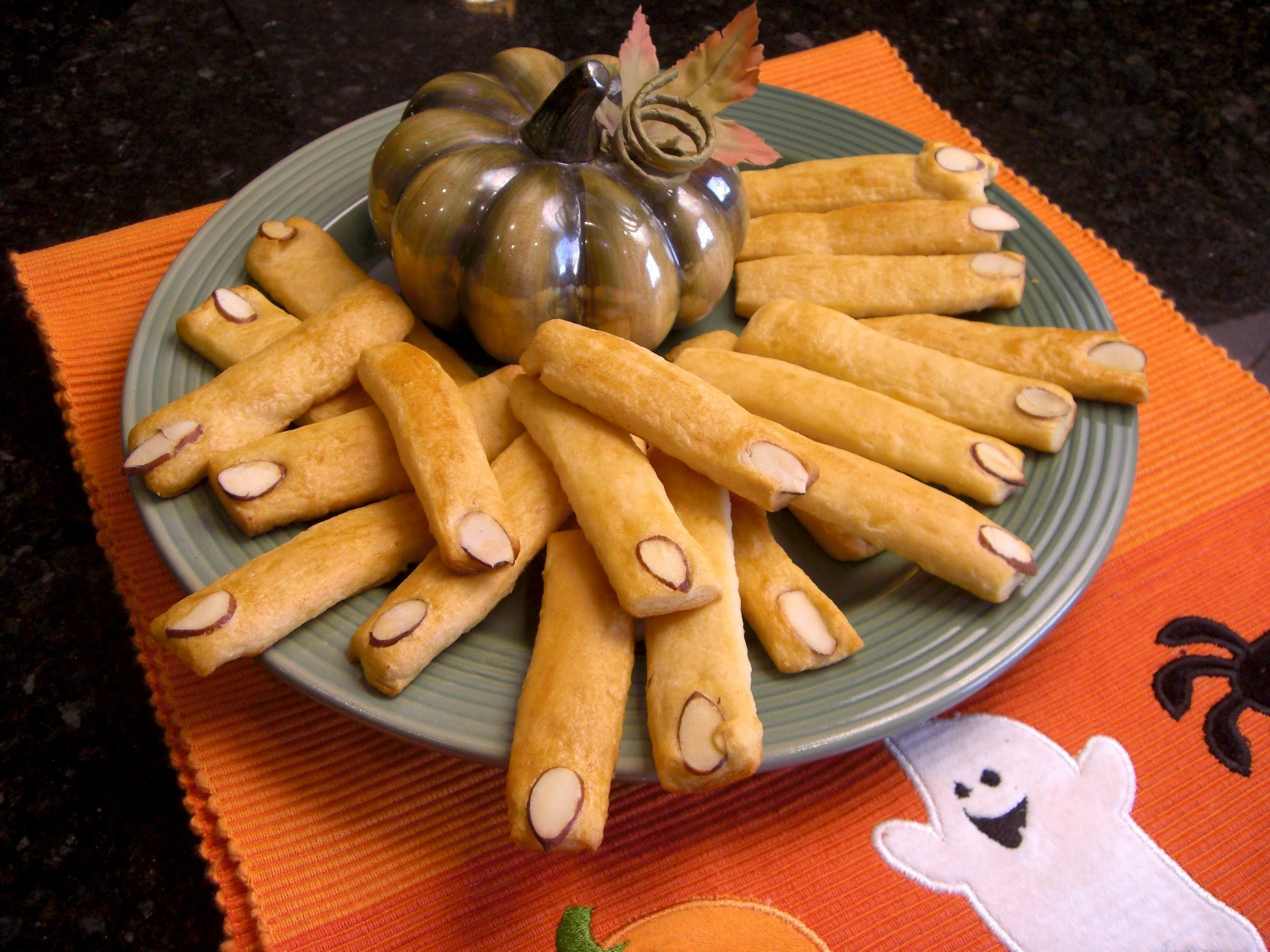 10 Unique Halloween Party Menu Ideas For Adults halloween party food ideas and recipes spooky breadstick witch 2020