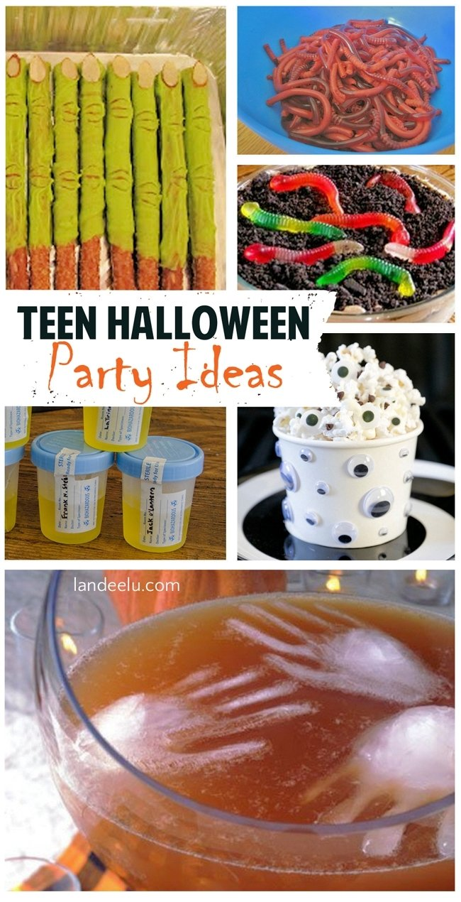 10 Fabulous Fun Party Ideas For Teens halloween party games ideas for adults wedding 2021