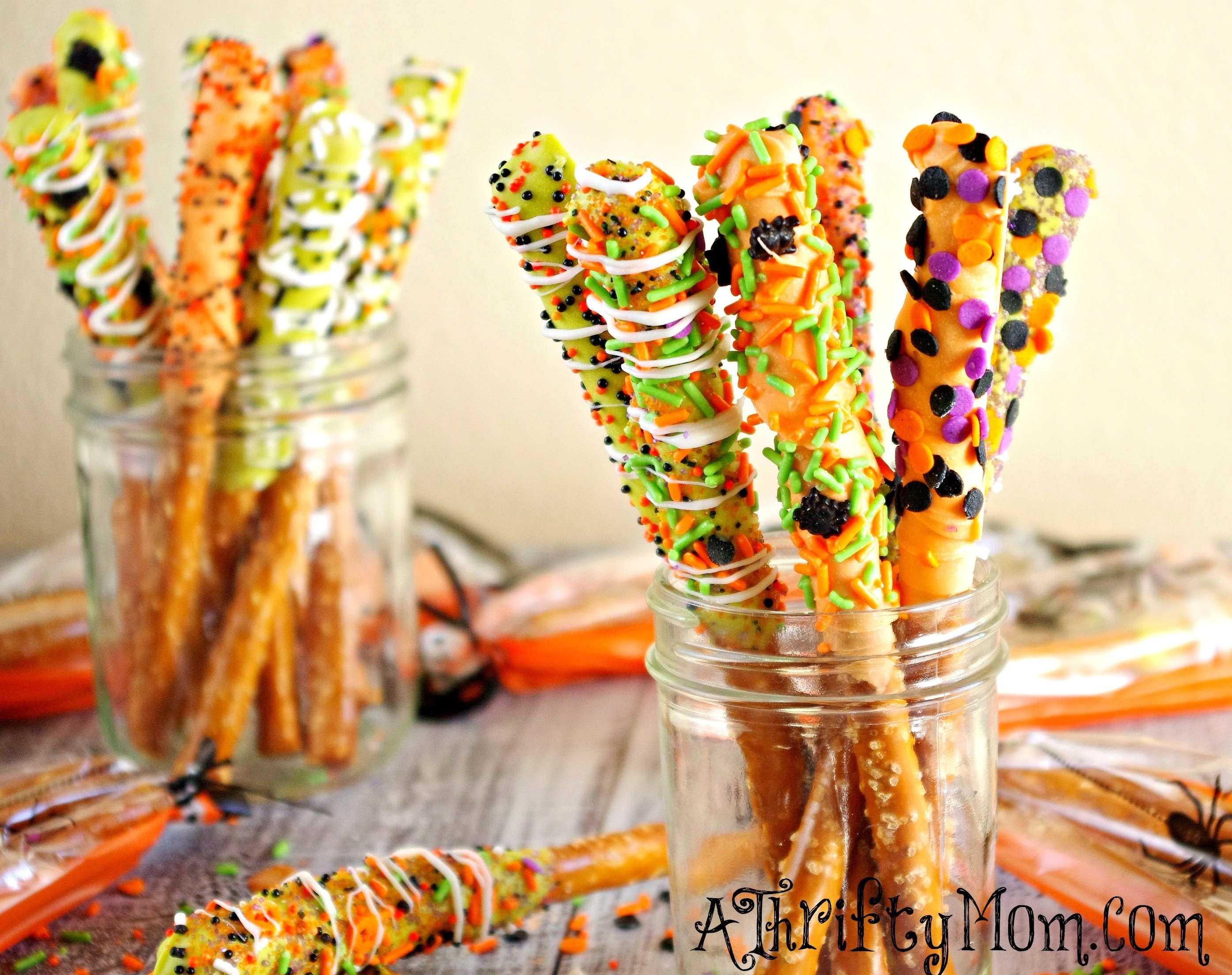 10 Beautiful Halloween Treat Ideas For Kids Party halloween party ideas archives a thrifty mom recipes crafts 2020